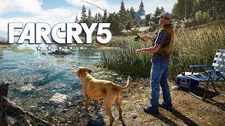 Взгляд на Far Cry 5: Создай Персонажа и Выгуливай Собаку