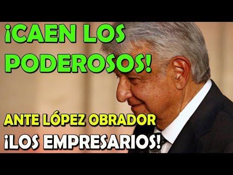 Caen Los Poderosos ante López Obrador - Campechaneando