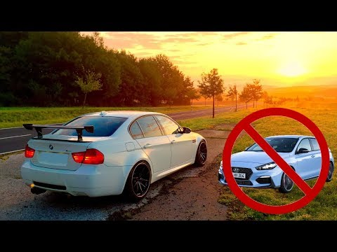 FLEET UPDATES: HYUNDAI i30N CANCELLED & BMW E90 M3 FOR SALE