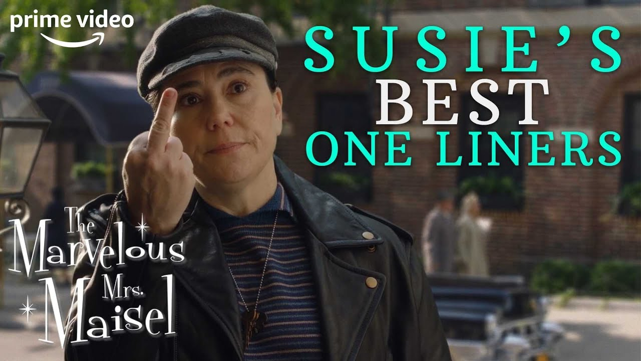 Download Susie's Best One Liners   The Marvelous Mrs. Maisel   Prime Video