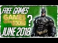 XBOX Games with Gold June 2018 Predictions / XBOX Juni 2018 Lineup