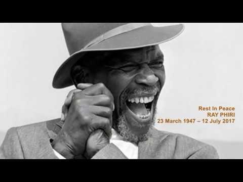 #Afrotaking Ray Phiri Interview  2 by Thabo TBoz Dlomo on Afrotake Radio