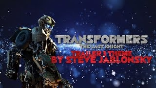 Transformers 5 The Last Knight - Music Trailer 3