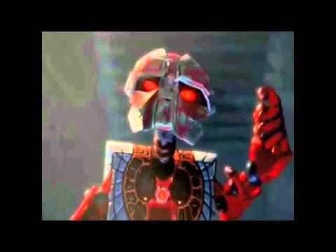 Bionicle -skillet monster