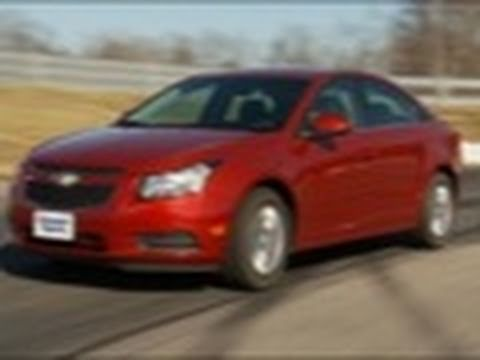 Chevrolet Cruze review from Consumer Reports
