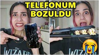 TİKTOK HAYAT HİLELERİNİ DENEDİM 3 !! (TELEFONUM BOZULDU)