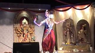 Video Aigiri Nandini Dance - Rituparna download MP3, 3GP, MP4, WEBM, AVI, FLV Desember 2017