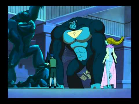 KONG THE ANIMATED SERIES - THE AQUANAUTS