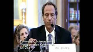 Mike Rowe Speaks To Commerce, Science, and Transportation Committee [05-11-11]