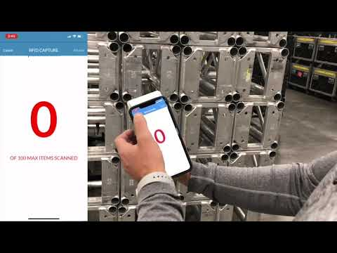 Inventory Tracking Using RFID With Flex Rental Solutions