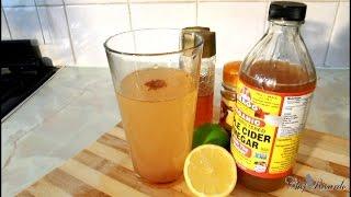 Weightloss and Detox Apple Cider Vinegar Drink -Side Effects Of Braggs Apple Cider Vinegar