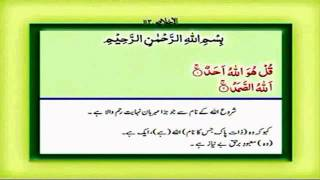 CHARON QUL with urdu Translation Qari Sadaqat Ali   with best sound full hd