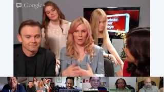 FOX 11 Google+ Hangout: Ricky Schroder On Our Wild Hearts