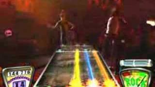 Custom Guitar Hero FC: Linkin Park - Papercut
