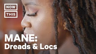 MANE - Love Your Locks – The Beauty of Dreadlocks | MANE (Episode 3) | NowThis thumbnail