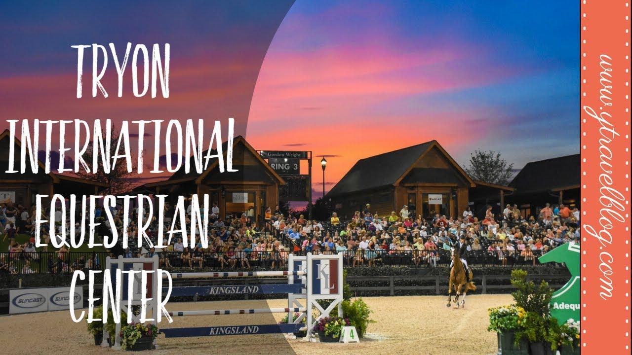 Weekend Getaway To Tryon International Equestrian Center
