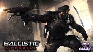 Ballistic Overkill - Jogando de Sombra | Gameplay - PC #5