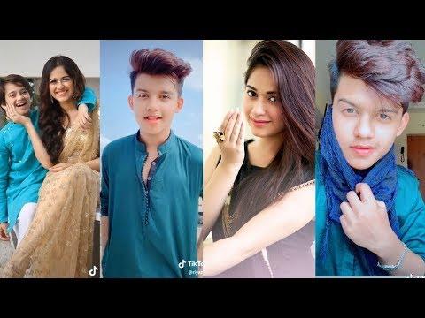 Jannat Zubair Tiktok Videos With Riyaz, Lucky Dancer, Arishfa, Avneet | Being Viral