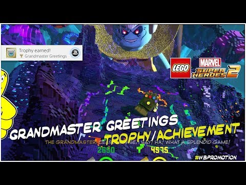 LEGO Marvel Super Heroes 2 Achievement Guide & Road Map