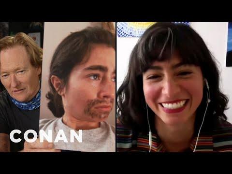 Melissa Villaseñor On The Key To Her Lin-Manuel Miranda Impression - CONAN on TBS
