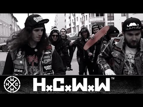 BRAINDEAD - AGAINST THE MAGNETS - HARDCORE WORLDWIDE (OFFICIAL HD VERSION HCWW)