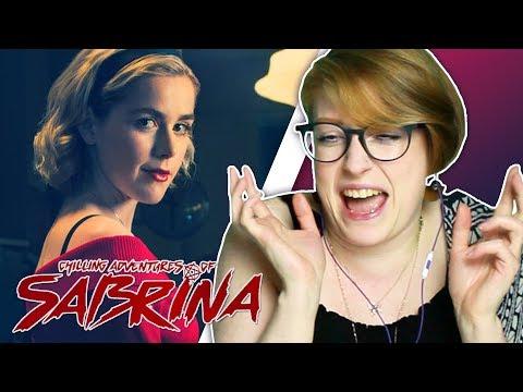 Irish People Watch Chilling Adventures of Sabrina