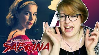 Irish People Watch Chilling Adventures of Sabrina