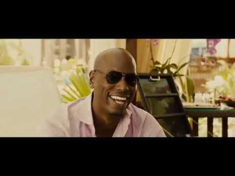 Fast And Furious 7 Vin Diesel Dom Ramsey Bikini Sence In Abu Dhabi Hotel Song Youtube