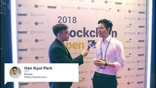 Han Kyul Park (박한결) on Trending Cryptocurrency Exchanges and the Future of Security Exchanges