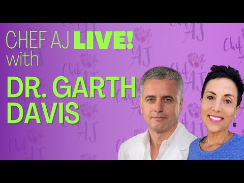 DR. GARTH DAVIS ON WEIGHT LOSS SURGERY AND PLANT BASED DIETS