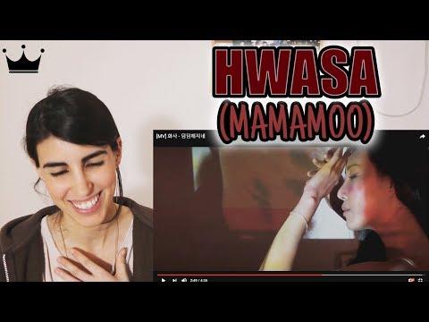 Download Hwasa MAMAMOO - Be Calm 덤덤해지네 | Goosebumps! | Reaction Mp4 baru