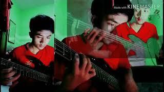 Cover gitar wali yank.