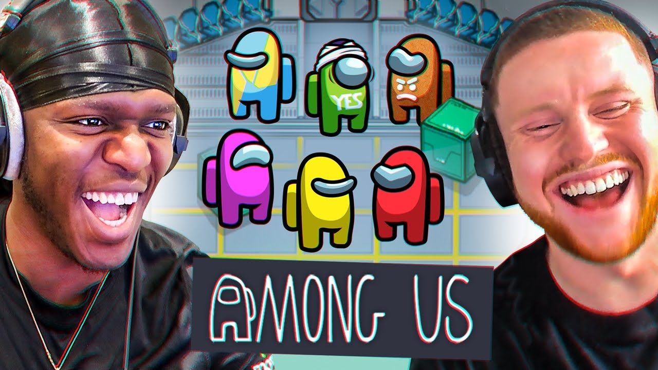 Download SIDEMEN play AMONG US but it's the STRANGEST play ever... (Sidemen Gaming)