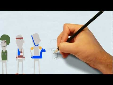 VideoScribe Wild Wednesday -- soldier, cowboy and zombie images