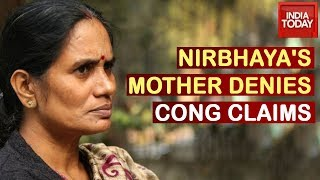 Nirbhaya's Mother Denies Joining Congress To Contest Polls After Kirti Azad Welcomed Her