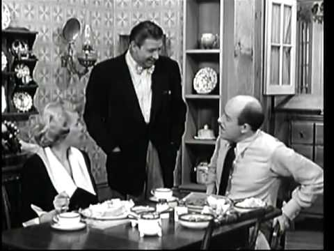 THE GEORGE BURNS and GRACIE ALLEN SHOW    Tax Refund  3rd Season ) with Lurene Tuttle and the real M