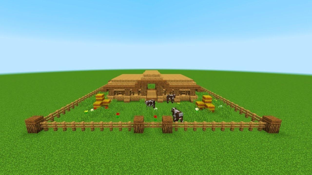 как в майнкрафте сделать ферму #2