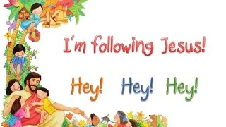 Following Jesus VBS (Son Quest Version)