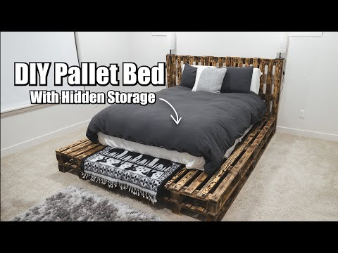 diy-pallet-bed-with-hidden-storage