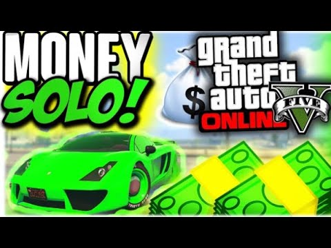 Please Do This Working Super Easy Solo $1,000,000 Every Three Minutes In GTA 5 Online Money Glitch!!