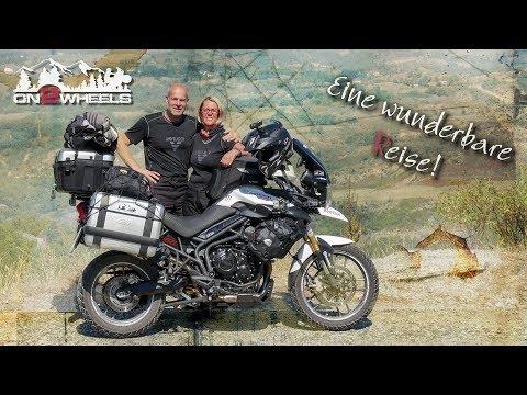 EINE WUNDERBARE REISE | Motorradtour Balkan | Reisedoku | Triumph Tiger 800