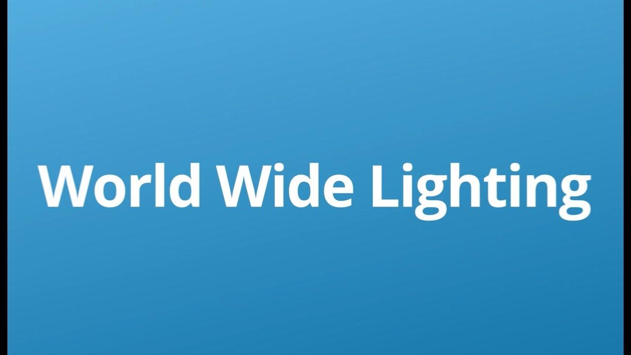 World Wide Lighting Corporate Video