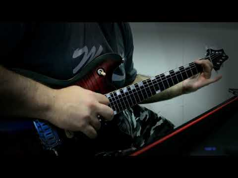 Mintjam - Crying Moon Re-recorded 2014 Mix (Lead Ver.) Guitar Cover