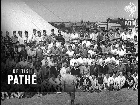 The King At His Boys' Camp (1938)