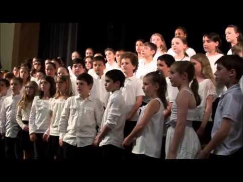 Osborn Hill School Spring Concert 2013 Home Cover