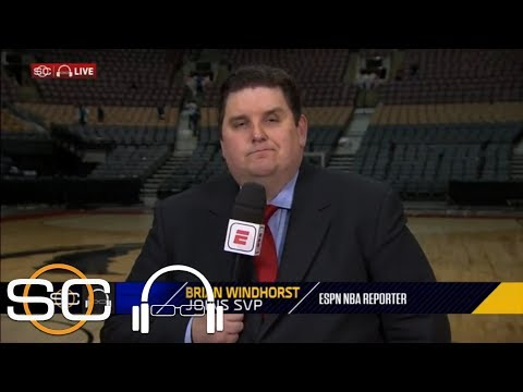 Brian Windhorst: 'The Cavs are not afraid of the Raptors' | SC with SVP | ESPN