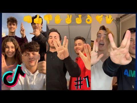 When I Popped Off REMIX Hand Gestures ~ TikTok Compilation #1 👊👍👎✋✌🤞👌🤙🖖 | TTV