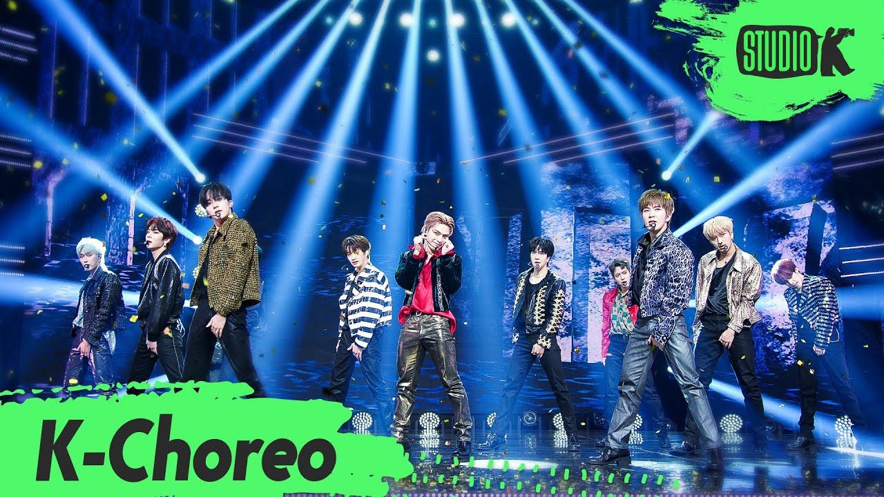 [K-Choreo 8K] OMEGA X(오메가엑스) 직캠 'VAMOS' (OMEGA X Choreography) l @MusicBank 210723