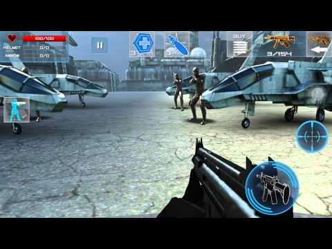 Enemy Strike - IOS / Android - HD Gameplay