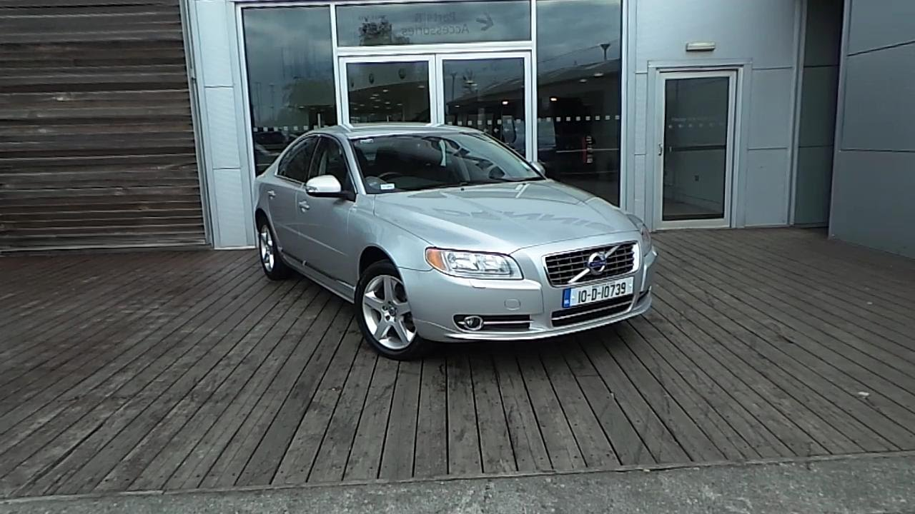 10d10739 2010 volvo s80 1 6d 109hp se manual my10 17 995 youtube rh youtube com 2010 volvo s80 manual 2010 volvo s80 manual